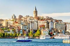 Cheap Flights To Istanbul, Turkey