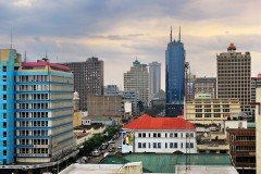 Cheap Flights To Nairobi, Kenya