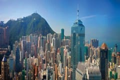 Cheap Flights To Hong Kong, China